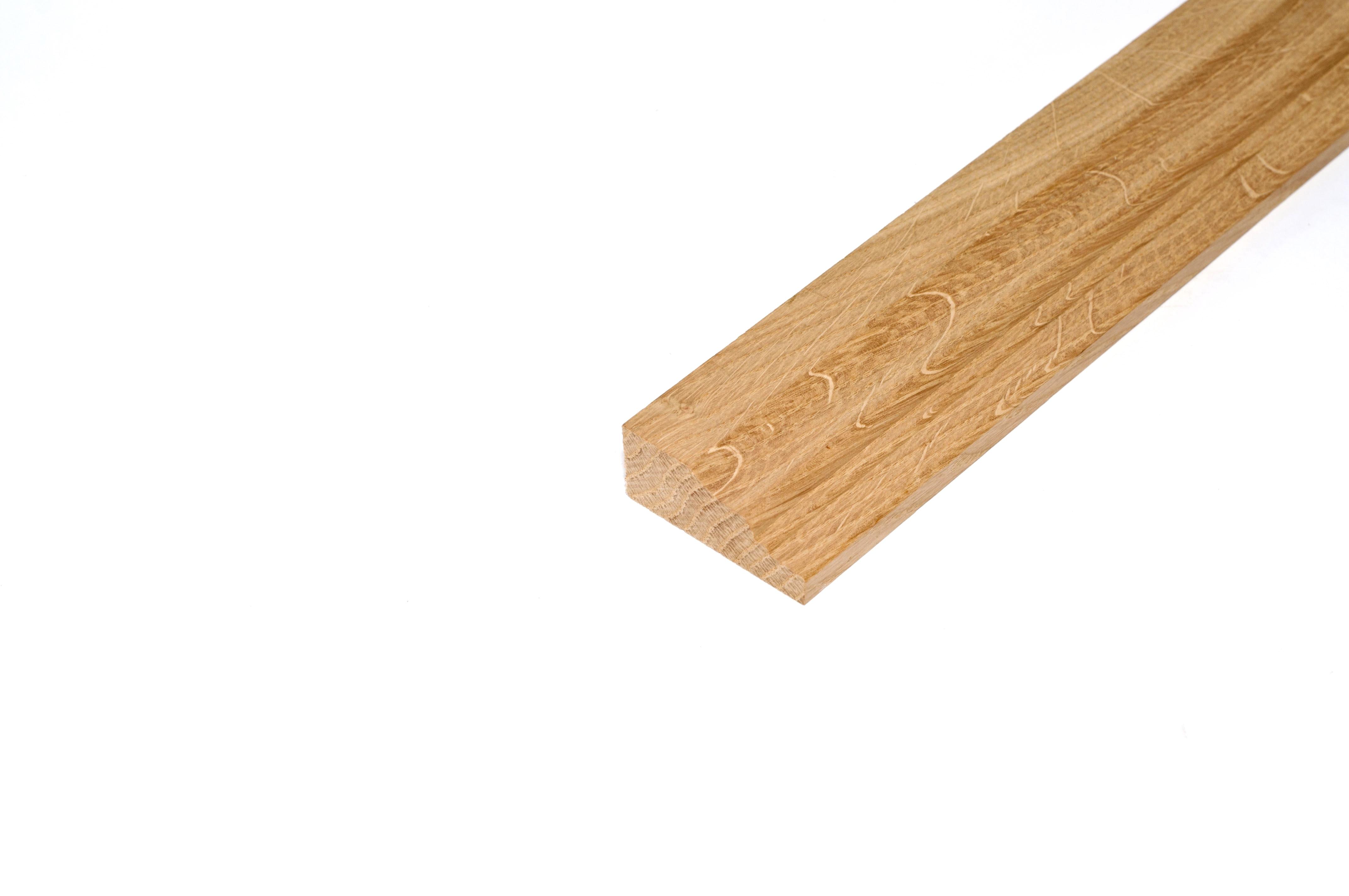 Põranda/laeliist tammest 20*55